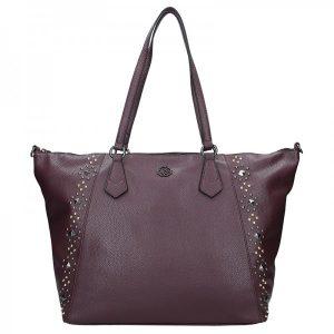 Dámská kabelka Marina Galanti Cristina – fialová
