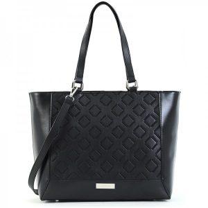 Dámská kabelka Doca 15441 – černá