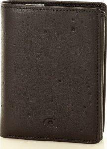 Pánská černá kožená peněženka DAAG ALIVE (p92c) Velikost: univerzální