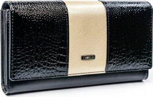 4U CAVALDI CAVALDI Dámská lesklá peněženka (PX26-1-J GOLD) Velikost: univerzální