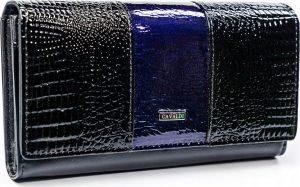 4U CAVALDI CAVALDI Dámská lesklá peněženka (PX26-1-DS BLUE) Velikost: univerzální