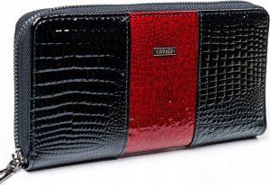 4U CAVALDI CAVALDI Peněženka na zip (PX25-1-RS BLACK) Velikost: univerzální