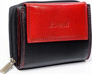LORENTI Malá peněženka (LT-10-BCF RED) Velikost: univerzální