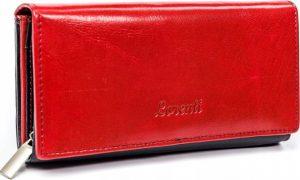 LORENTI Červená peněženka (LT-11-BCF RED) Velikost: univerzální