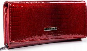 LORENTI Kožená dámská peněženka (GD27-RS RED) Velikost: univerzální