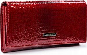 LORENTI Kožená červená peněženka (55288-RS RED) Velikost: univerzální