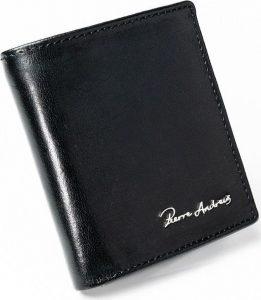 PIERRE ANDREUS černá kožená peněženka RFID CPR-028-PA BLACK Velikost: univerzální