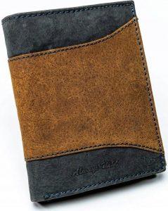 ALWAYS WILD Pánská peněženka (N4-SAF BRN-BLK) Velikost: univerzální