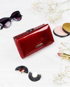 LORENTI Dámská peněženka (55020-RS RED) Velikost: univerzální