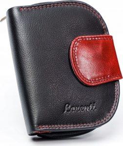 LORENTI Dvoubarevná peněženka (LT-07-BCF RED) Velikost: univerzální