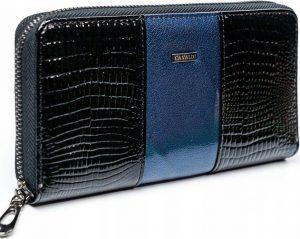 4U Cavaldi černo-modrá peněženka (PX25-1-J BLUE) Velikost: univerzální