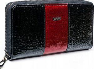 4U Cavaldi černo-červená peněženka (PX25-1-DS RED) Velikost: univerzální