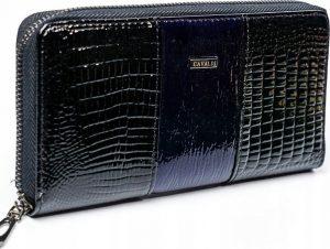 4U Cavaldi černo-modrá peněženka (PX25-1-DS BLUE) Velikost: univerzální