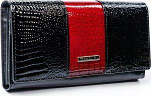 LORENTI 4U Cavaldi černo-červená peněženka (PX20-1-RS BLACK) Velikost: univerzální