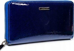 Lorenti modrá peněženka RFID (76119-SH BLUE) Velikost: univerzální