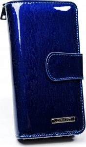 Lorenti modrá peněženka RFID (76116-SH BLUE) Velikost: univerzální