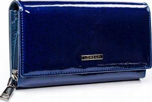 Lorenti modrá peněženka RFID (76111-SH BLUE) Velikost: univerzální