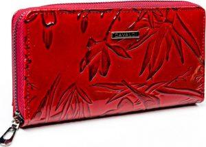 4U Cavaldi červená kožená peněženka (PN25-BB RED) Velikost: univerzální