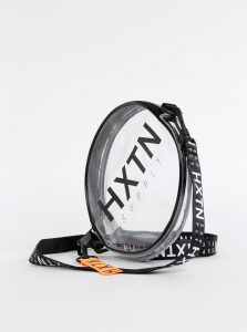 Transparentní crossbody kabelka HXTN Supply Prime Disc