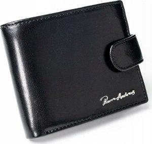 PIERRE ANDREUS Černá elegantní peněženka (PC-103L-PA BLACK) Velikost: univerzální