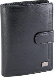 ROVICKY Originální černá peněženka (PC-104L-BAR BLACK RFID) Velikost: univerzální