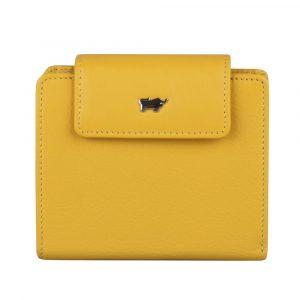 Braun Büffel Dámská kožená peněženka Miami 50541-691 – černá