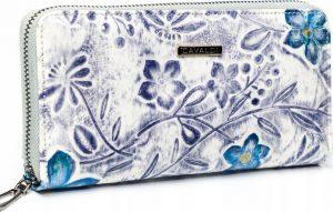 4U Cavaldi dámská peněženka (PN25-FL W.PURPLE) Velikost: univerzální