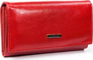 LORENTI dámská červená peněženka GF114-SL RED Velikost: univerzální