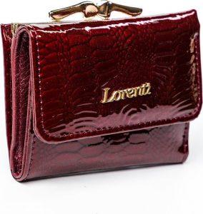 LORENTI dámská červená peněženka 55287-SN RED Velikost: univerzální