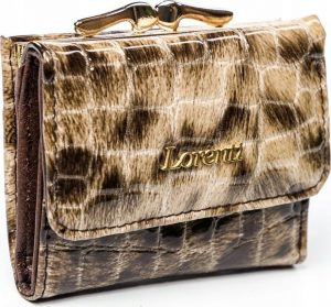 LORENTI dámská hnědá peněženka 55287-PT BROWN Velikost: univerzální