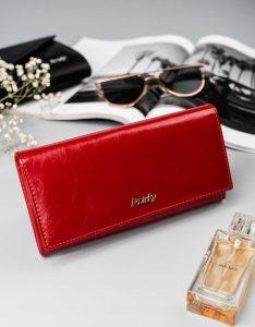 ROVICKY dámská peněženka (8805-BPR RED) Velikost: univerzální