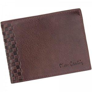Pánská kožená peněženka Pierre Cardin Reidar – bordó