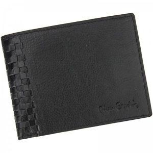 Pánská kožená peněženka Pierre Cardin Reidar – černá