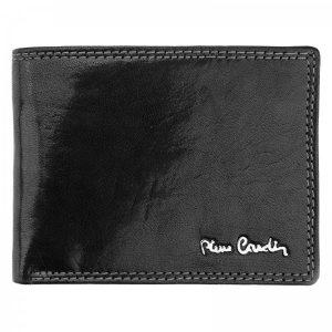 Pánská kožená peněženka Pierre Cardin Radovan – černá