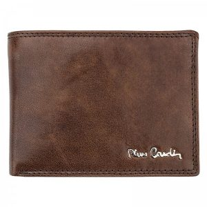 Pánská kožená peněženka Pierre Cardin Radovan – hnědá