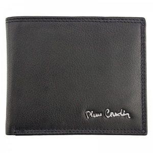 Pánská kožená peněženka Pierre Cardin Bendr – černá