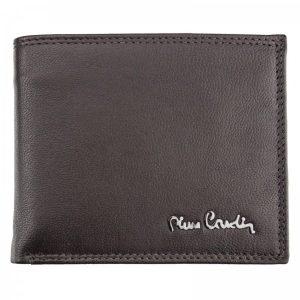 Pánská kožená peněženka Pierre Cardin Bendr – hnědá