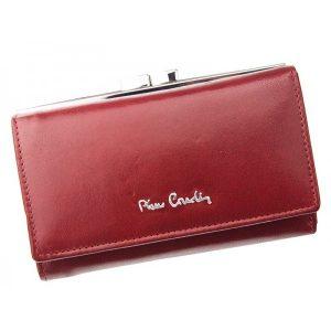 Dámská kožená peněženka Pierre Cardin Marina – vínová