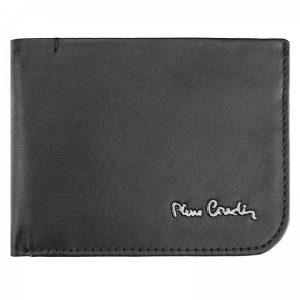 Pánská kožená peněženka Pierre Cardin Hauk – černá