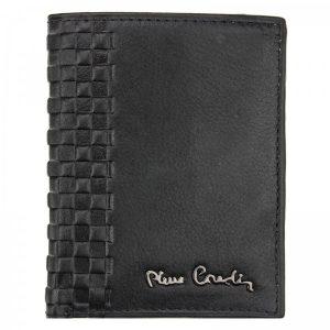 Pánská kožená peněženka Pierre Cardin Ingvild – černá