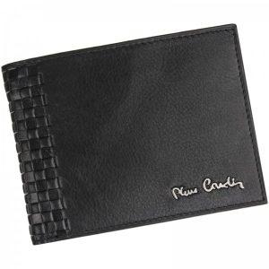 Pánská kožená peněženka Pierre Cardin Oddfrid – černá