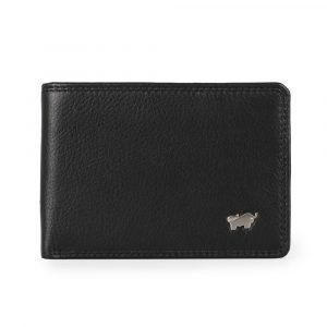 Braun Büffel Pánská kožená peněženka Golf 2.0 90326-051 – hnědá