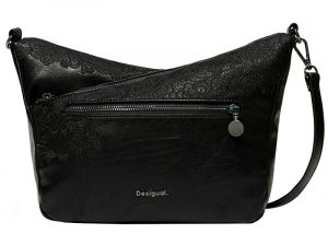 Desigual Dámská crossbody Bols Melody Harry Mini Negro 20SAXPCY 2000