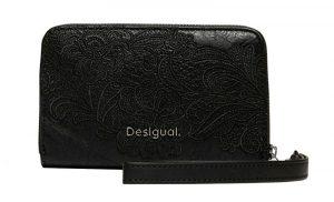 Desigual Dámská peněženka Mone Melody Negro 20SAYP57 2000