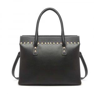 Černá elegantní kabelka 56398