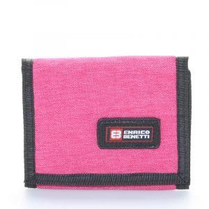 Peněženka látková růžová – Enrico Benetti 4500 růžová