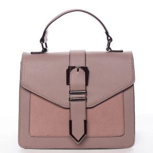 Nadčasová dámská kabelka do ruky růžová – MARIA C Justice růžová