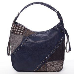 Moderní dámská kabelka modrá – MARIA C Sarai modrá