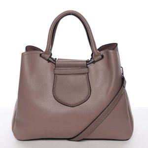 Originální a elegantní dámská starorůžová kabelka do ruky – MARIA C Terisita růžová
