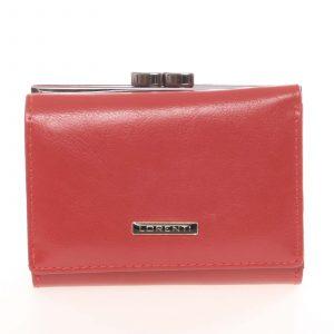 Dámská červená retro peněženka – Lorenti 1509 červená